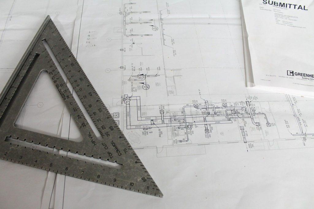 HVAC Equipment Blueprints
